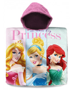 Disney Princess Hooded Towel Poncho