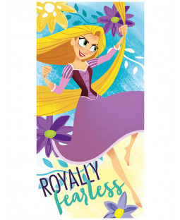Disney Princess Tangled Rapunzel Beach Towel