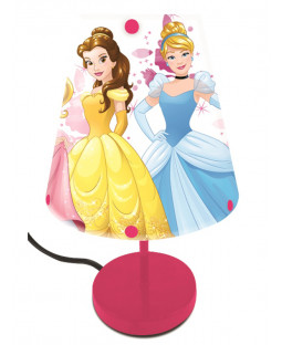 Disney Princess Bedside Table Lamp