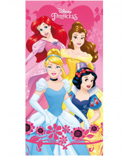 Disney Princess Heart Beach Towel