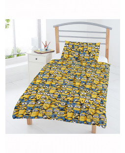 Despicable Me Minions 4 in 1 Junior Bedding Bundle
