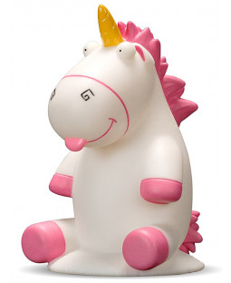 Despicable Me Fluffy Unicorn Illumi-mate Colour Changing Light