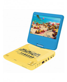 Despicable Me Minions Portable DVD Player