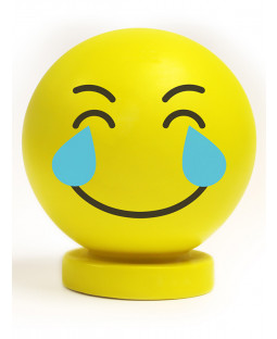 Emoji Tears of Joy illumi-mate Colour Changing Light