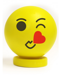 Emoji Big Kiss illumi-mate Colour Changing Light