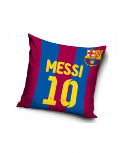 FC Barcelona Lionel Messi Filled Cushion