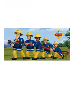 Fireman Sam Team Towel
