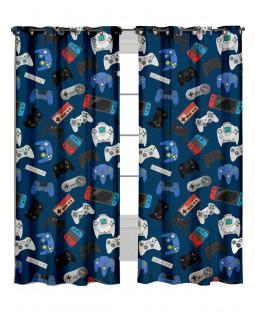 Gamer Eyelet Curtains