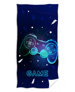 Game Console 100% Cotton Towel