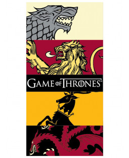 Game Of Thrones Beach Towel