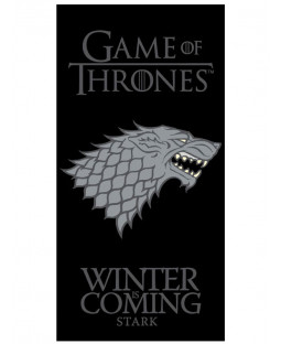 Game Of Thrones Winter is Coming Towel