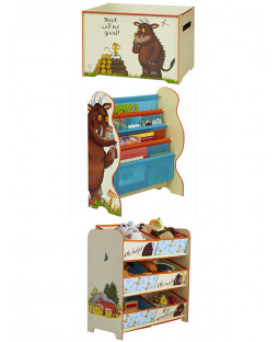The Gruffalo Bedroom Furniture Storage Set