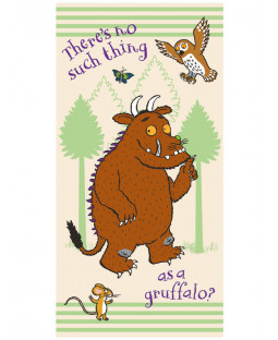 Gruffalo No Such Thing Towel