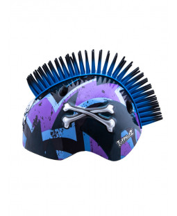 Tuff Nutz Mohawk Pirate Safety Helmet