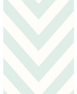 Chevron Zig Zag Wallpaper Soft Teal Holden 12570