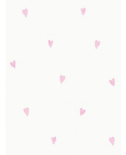 Love Hearts Wallpaper Pink Holden 12581