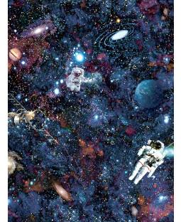Intergalactic Space Wallpaper Black Holden 12500