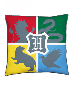Harry Potter Alumni Square Cushion