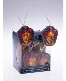 Harry Potter Gryffindor 2D LED String Lights