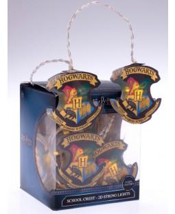 Harry Potter Luci a stringa LED 2D Hogwarts