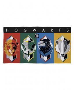 Harry Potter Hogwarts Houses Towel