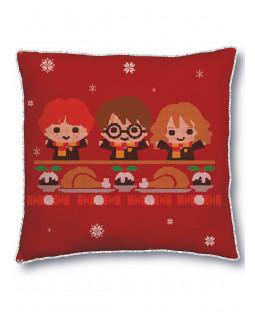 Harry Potter Charming Square Cushion