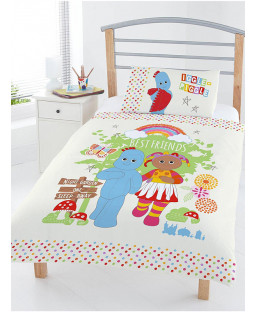 In The Night Garden Best Friends Toddler Duvet Cover Bed Set