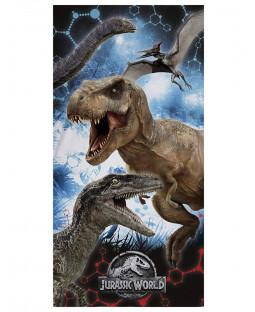 Jurassic Park Dinosaurs Beach Towel