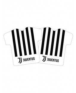 Juventus FC Shirt Shaped Filled Cushion