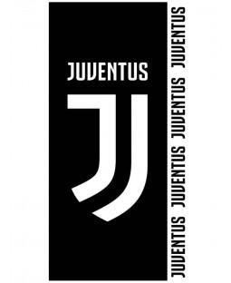 Juventus FC Logo Beach Towel