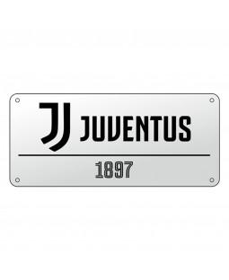 Plaque de rue Juventus 1897