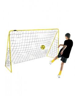 Gol de fútbol Kickmaster Premier de 10 pies