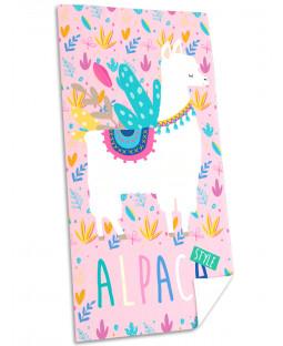 Alpaca Beach Towel