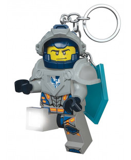 Lego Nexo Knights Clay Keylight with Shield Power Code