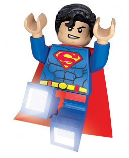 Lego DC Superheroes Superman LED Torch
