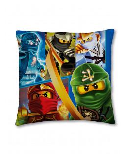 Lego Ninjago Crop Canvas Cushion