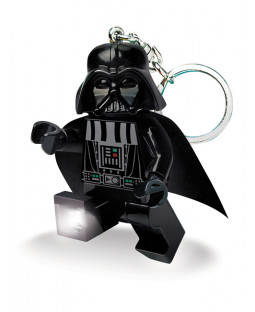 Lego Darth Vader Keylight Keyring