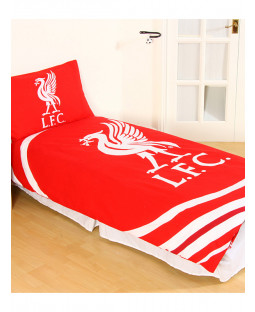 Liverpool FC £50 Bedroom Makeover Kit Duvet Cover