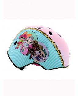 LOL Surprise Ramp Safety Helmet with Sticker Set