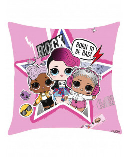 LOL Surprise Born to be Bad Cushion