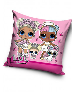 LOL Surprise Glam Pets Filled Cushion