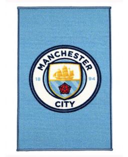 Manchester City FC Crest Tapis de sol