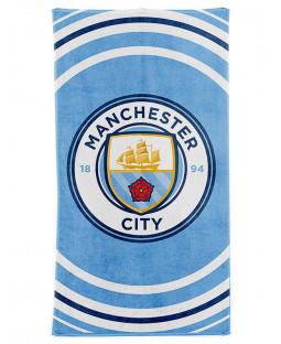 Manchester City FC Asciugamano Pulse