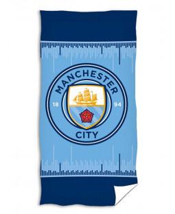 Manchester City FC Logo Serviette