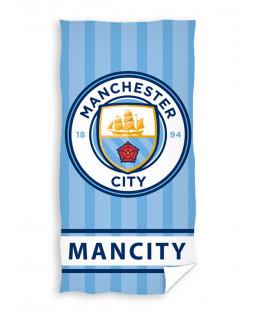 Manchester City FC Crest Towel
