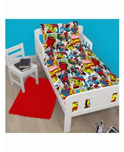 Marvel Comics Justice 4 in 1 Junior Bedding Bundle