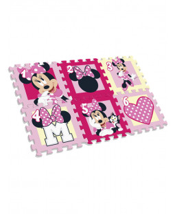 Minnie Mouse Foam Play Mat