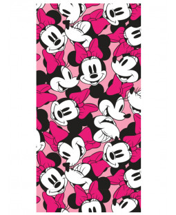 Minnie Mouse Squad Beach Towel