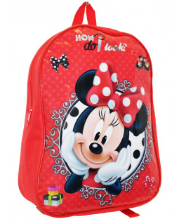 Minnie Mouse Large Backpack