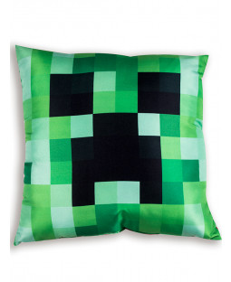 Minecraft Craft Reversible Cushion